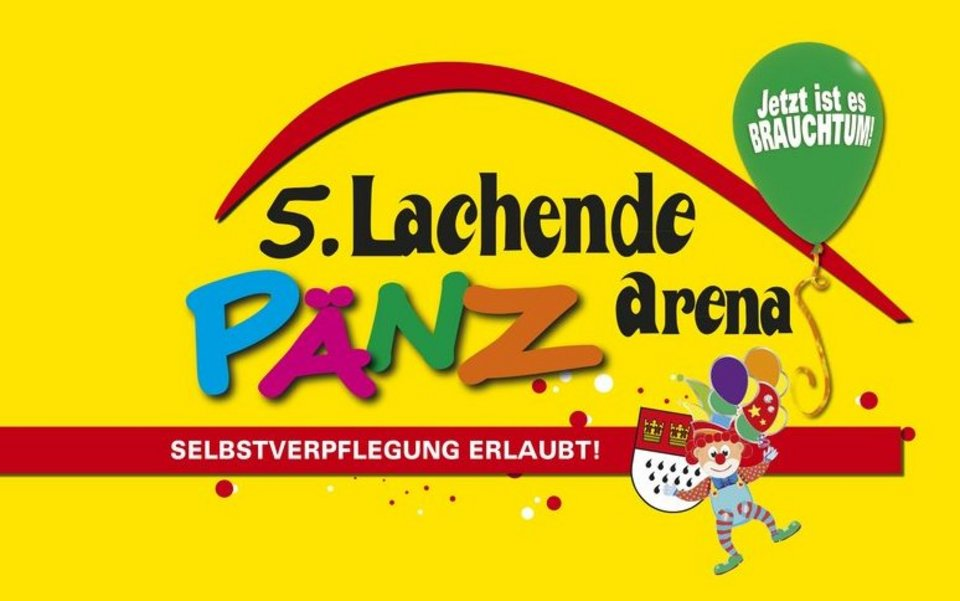 Lachende Pänz-Arena