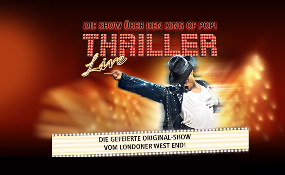 Thriller - Show über Michael Jackson